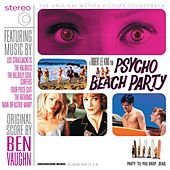 Psycho Beach Party (Original Motion Picture Soundtrack) by Various Artists