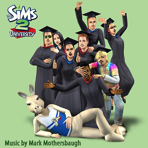 The Sims 2: University (Original Soundtrack) by Mark Mothersbaugh