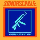 Waffenschein bei ALDI by Sondaschule