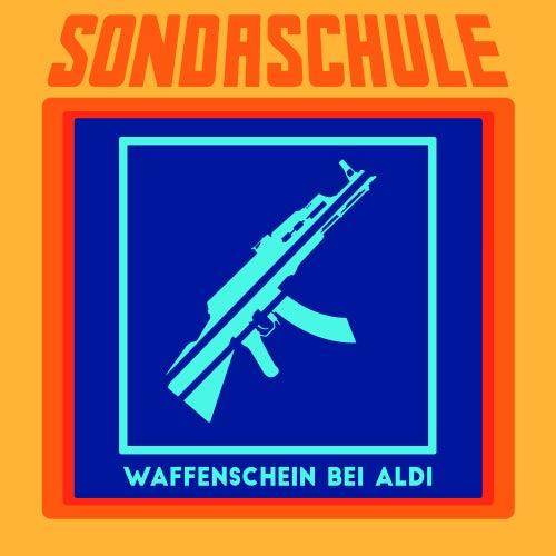 Waffenschein bei ALDI von Sondaschule