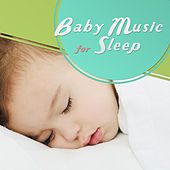 Baby Music for Sleep – Soothing Music for Relaxation, Bedtime, Restful Sleep, Calm Baby, Healing Lullabies at Night, Stress Relief, Nature Sounds, Relaxing Waves, Sounds of Water by Bedtime Baby