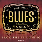 The National Blues Museum: From the Beginning, Vol. 1 by Various Artists