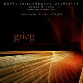 Grieg: Piano Concerto in A minor, Lyric Pieces by Ronan O'Hora (piano)