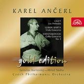 Ancerl Gold Edition 42  /Liszt, Barta, Shostakovich by Various Artists