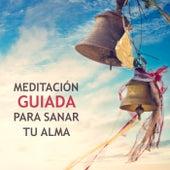 Meditación Guiada para Sanar Tu Alma (Conexión de Mentes Sagradas, Música Calmante para Despertar la Luz Interior) de Meditación Música Ambiente