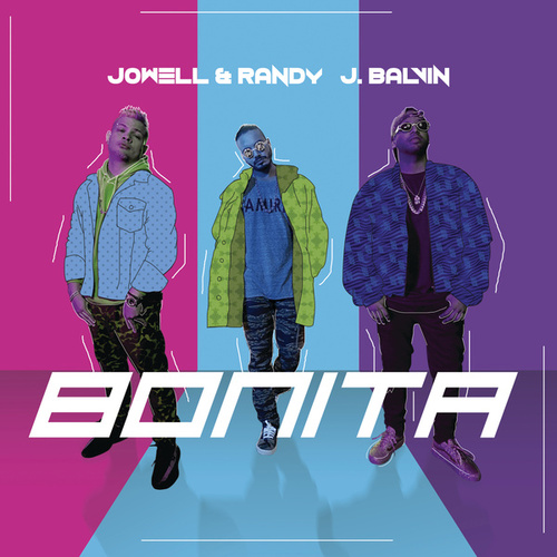 Bonita de Jowell & Randy, J Balvin