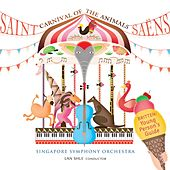 Saint-Saëns: Carnival of the Animals / Britten: Young Person's Guide to the Orchestra by Various Artists