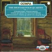 Tchaikovsky: String Quartet No. 3 - Grechaninov: String Quartet, Op. 2 by Shostakovich Quartet