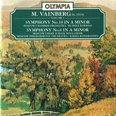 Vainberg: Symphony No. 6 & 10 by Rudolf Barshai