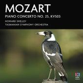Mozart: Piano Concerto No. 25, KV503 de Tasmanian Symphony Orchestra