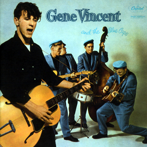 Gene Vincent And The Blue Caps by Gene Vincent