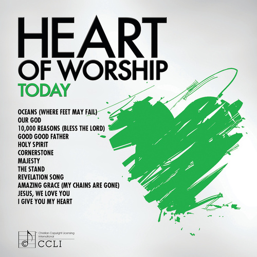 Heart Of Worship - Today by Marantha Music