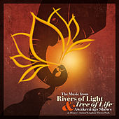 The Music from Rivers of Light & Tree of Life Awakenings Shows at Disney's Animal Kingdom Theme Park by Various Artists