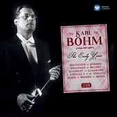 Karl Böhm - The Early Years de Karl Böhm