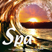 Spa Music Relaxing Guitar Massage Songs for Yoga, Meditation, Studying, Stress Relief & Sleeping With Soothing Ocean Waves 2 by S.P.A