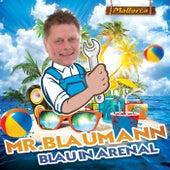 Blau in Arenal de Mr. Blaumann