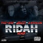 Ridah (Remix) [feat. Mozzy & J. Stalin] by Footz the Beast