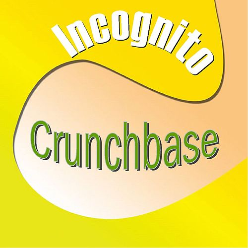 Crunchbase by Incognito