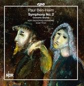 Ben-Haim: Symphony No. 2 & Concerto grosso von NDR Radiophilharmonie