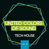 United Colors of Sound - Tech-House, Vol. 5 de Various Artists