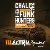 Right Right Up Remixes by The Funk Hunters and Chali 2na