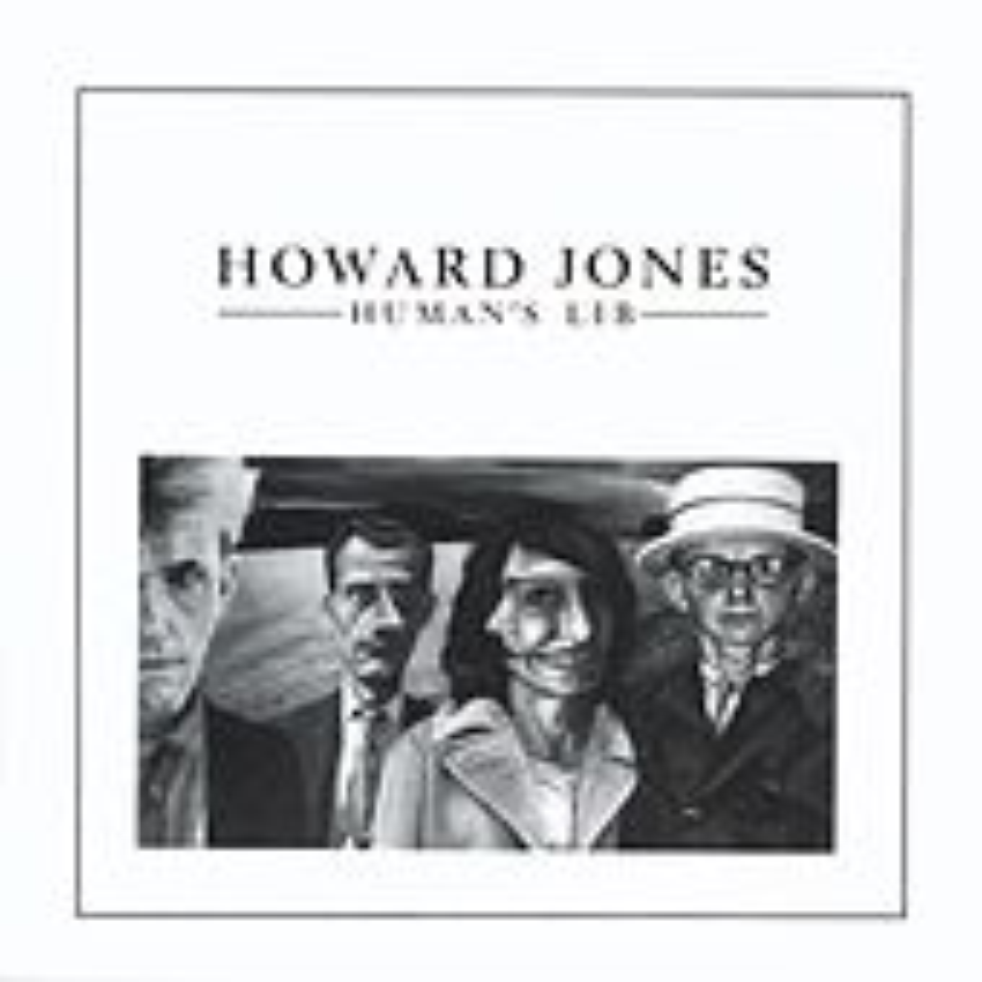 Human's Lib by Howard Jones
