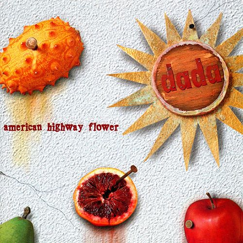 American Highway Flower by Dada