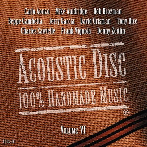 100% Handmade Music: Volume 6 by Various Artists