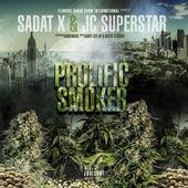 Prolific Smoker (feat. Homiemade & Caddy Cee) by Sadat X