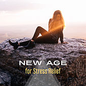 New Age for Stress Relief – Calming Sounds for Relaxation, Peaceful Waves, New Age Music Lounge by Relaxed Piano Music