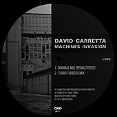 Machines Invasion de David Carretta