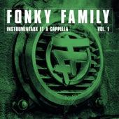 Instrumentaux et A Capellas, Vol.1 de Fonky Family
