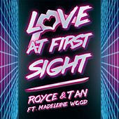 Love at First Sight (feat. Madeleine Wood) de Royce&Tan