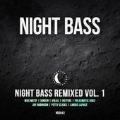 Night Bass Remixed Vol. 1 von Various Artists
