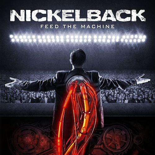Feed the Machine von Nickelback
