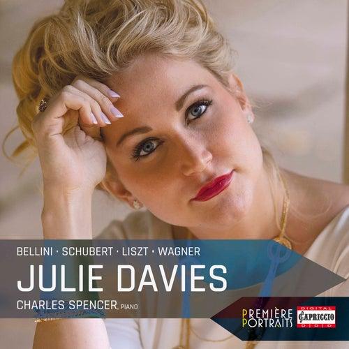 Bellini, Liszt, Schubert & Wagner: Works for Voice & Piano von Julie Davies
