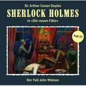 Die neuen Fälle, Fall 32: Der Fall John Watson by Sherlock Holmes