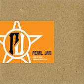 June 17, 2008 - Virginia Beach, VA by Pearl Jam