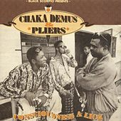 Black Scorpio Presents: Chaka Demus & Pliers - Consciousness a Lick by Chaka Demus and Pliers