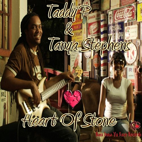 Heart Of Stone-Single by Tanya Stephens