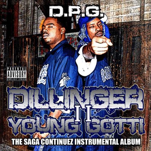 Tha Saga Continuez II (Instrumental Album) by Daz Dillinger