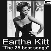 The 25 Best Songs de Eartha Kitt