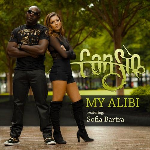 My Alibi (feat. Sofia Bartra) by Consio