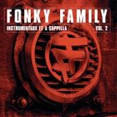 Instrumentaux et A Capellas, Vol.2 de Fonky Family