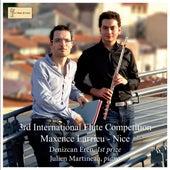 3rd International Flute Competition Maxence Larrieu - Nice de Various Artists