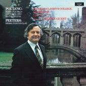 Poulenc: Mass in G; Exultate Deo; Salve Regina / Peeters: Missa Festiva by George Guest