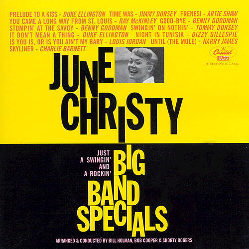 Big Band Specials (Remix/Remastered 1998) by June Christy
