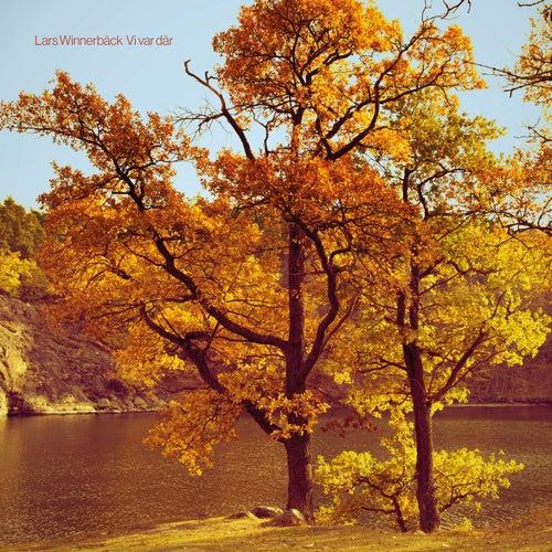 Vi var där (Live) by Lars Winnerbäck