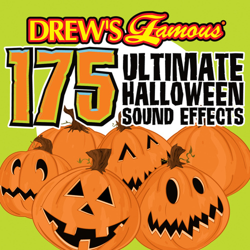 drew s famous 175 ultimate halloween sound effects by the hit crew 1