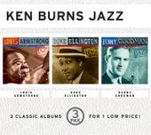 Ken Burns JAZZ: Armstrong/Ellington/Goodman by Various Artists